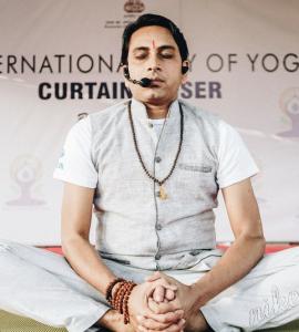 Yoga Guru –Sanjay